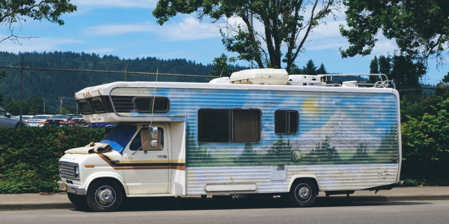 Finding Your Way Around Motorhome Sales