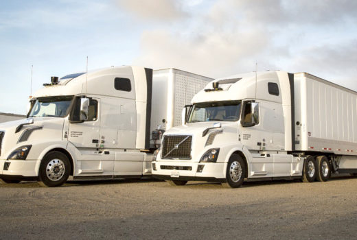 The Most Advance Heavy Hauling Trucking Industry in the World