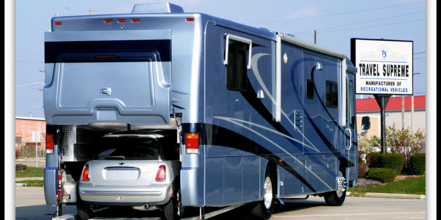 The Recreation Of Buying New And Used RVs